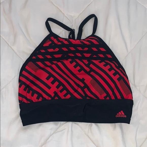 adidas Other - ADIDAS Strappy Back Sports Bra